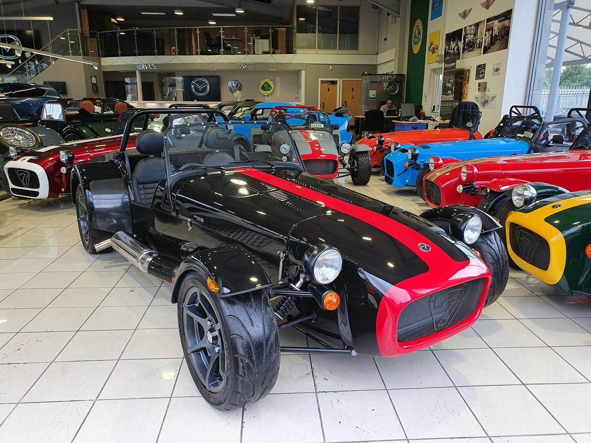 2020 Caterham Seven 270S SV Chassis  For Sale (picture 1 of 6)
