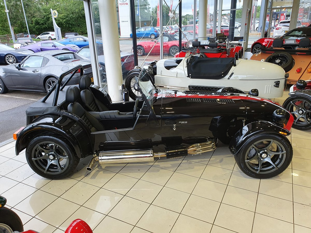 2020 Caterham Seven 270S SV Chassis  For Sale (picture 3 of 6)