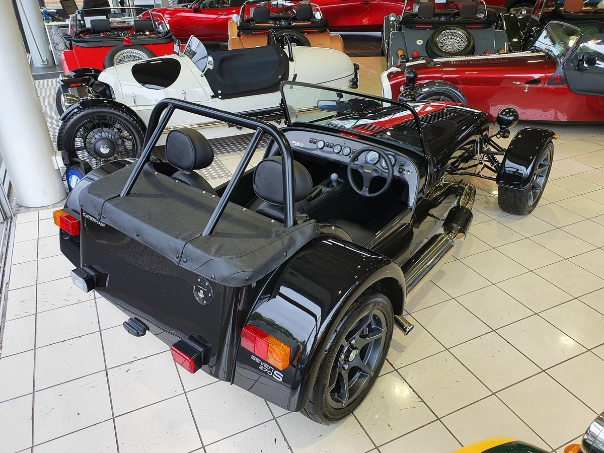 2020 Caterham Seven 270S SV Chassis  For Sale (picture 4 of 6)