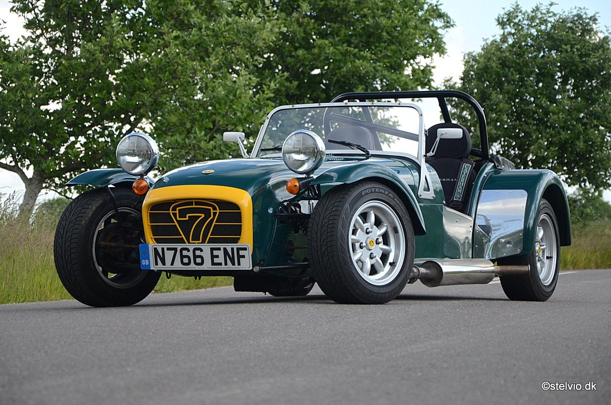 1995 Caterham Seven Roadsport 150 VVC top condition SOLD (picture 4 of 6)