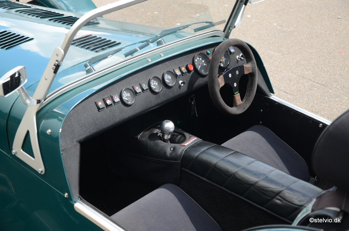 1995 Caterham Seven Roadsport 150 VVC top condition SOLD (picture 5 of 6)