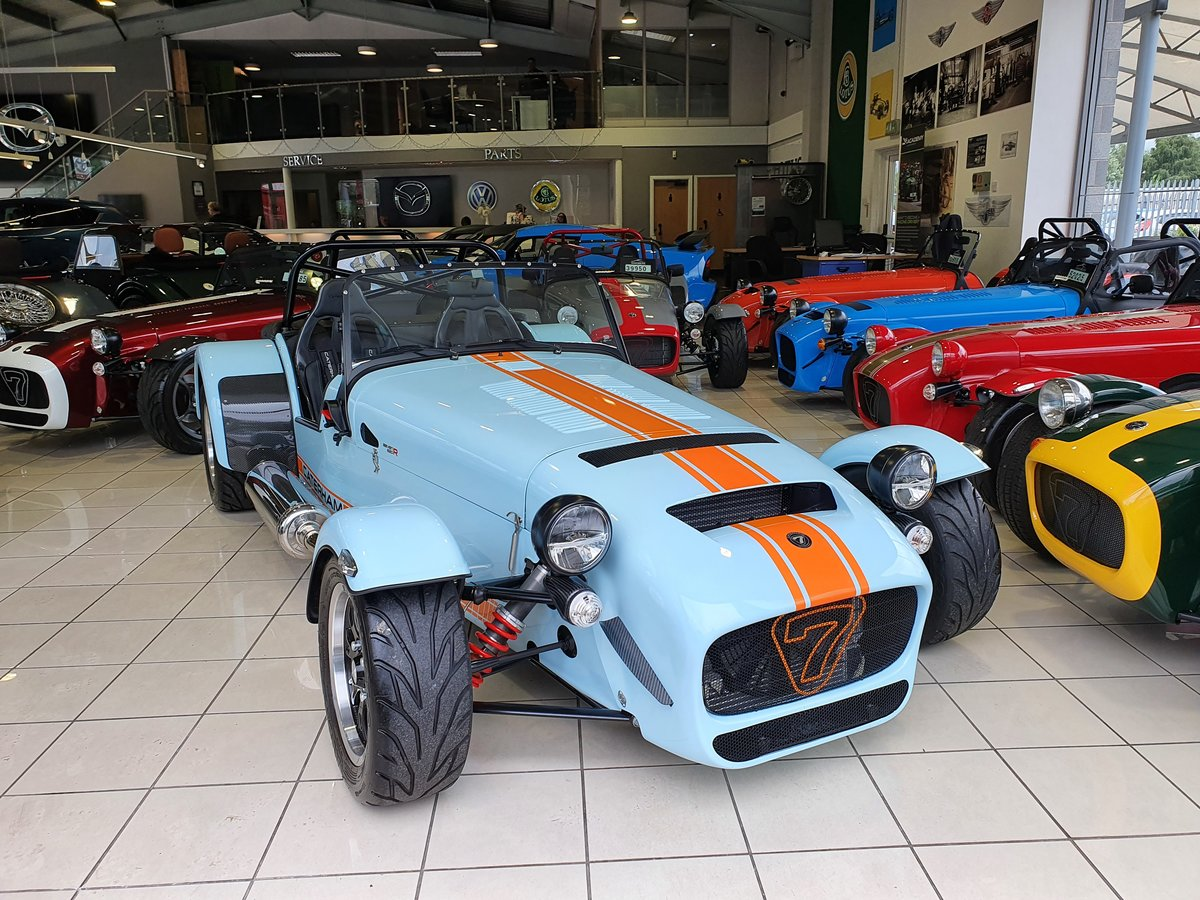 2020 Caterham Seven 620R SV Chassis  For Sale (picture 1 of 6)