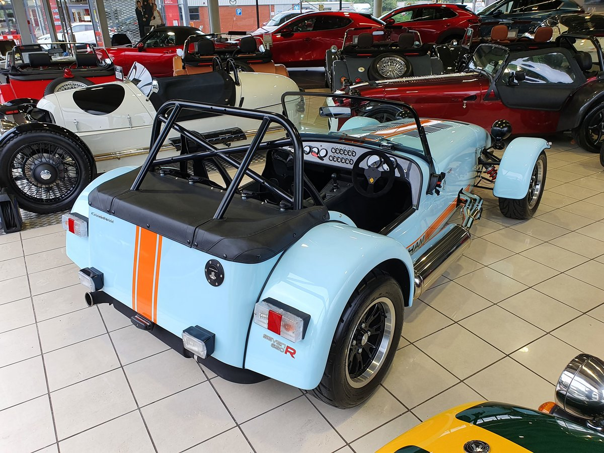 2020 Caterham Seven 620R SV Chassis  For Sale (picture 2 of 6)