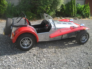 Caterham super 7  unrestored 3061 miles