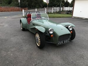 2017 CATERHAM Seven sprint Limited edition