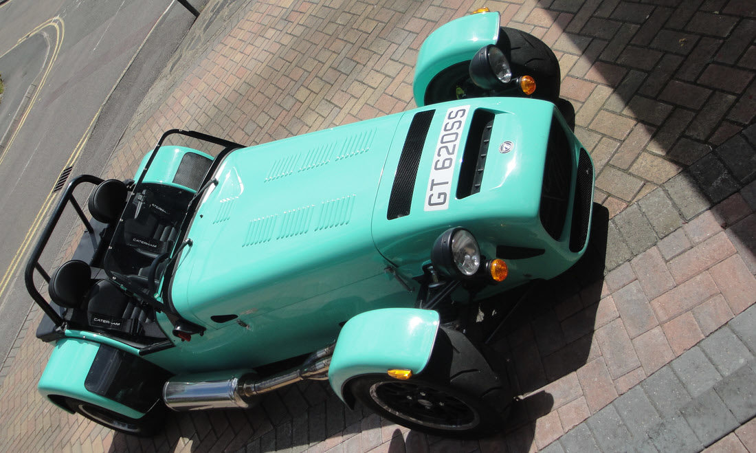 2016 CATERHAM SEVEN 620S For Sale by Auction (picture 2 of 6)