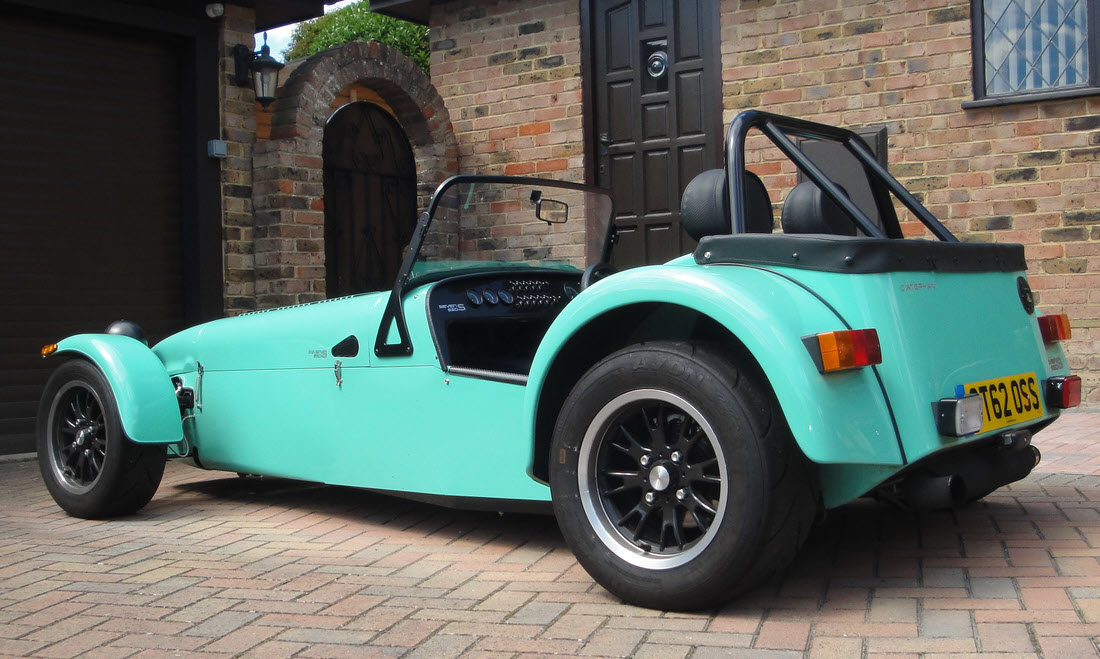 2016 CATERHAM SEVEN 620S For Sale by Auction (picture 3 of 6)