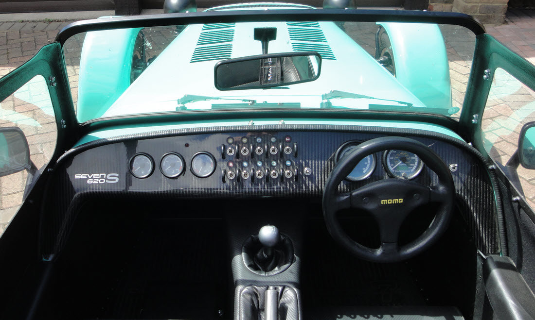 2016 CATERHAM SEVEN 620S For Sale by Auction (picture 4 of 6)