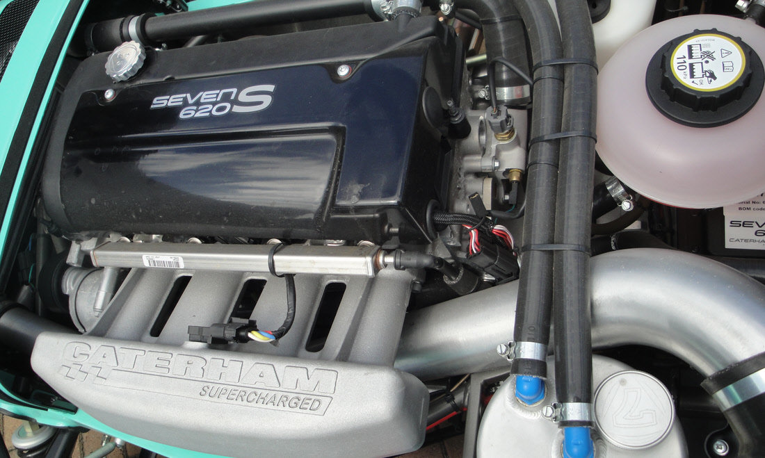 2016 CATERHAM SEVEN 620S For Sale by Auction (picture 6 of 6)