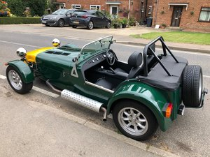 Caterham Seven SV Roadsport only 5100 miles
