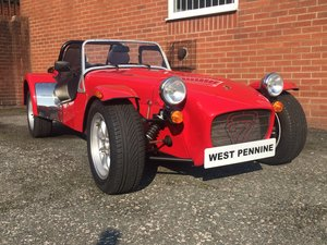 2013 Caterham Seven 1.4 Classic 4,600 miles 1 owner For Sale