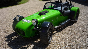 R1 Bike engined Caterham Seven