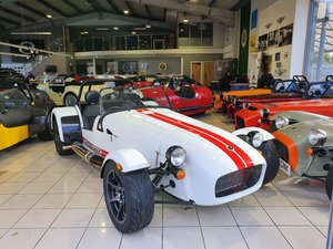 Picture of 2021 Caterham Seven 270S SV For Sale