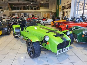 Picture of 2018 Caterham Seven 620S SV 2.0 For Sale