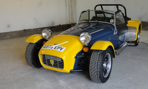 Picture of 1991 CATERHAM SUPER SEVEN SOLD by Auction