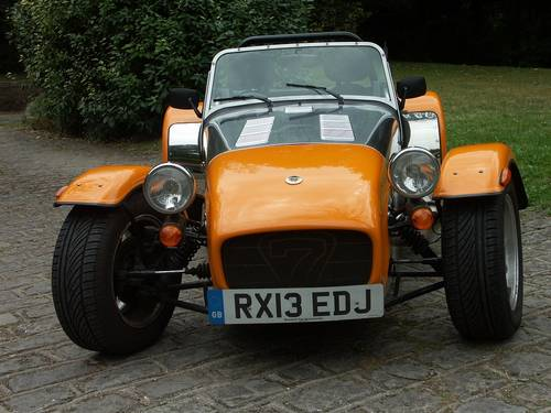 1400 Classic Roadsport One Owner For Sale (picture 3 of 6)