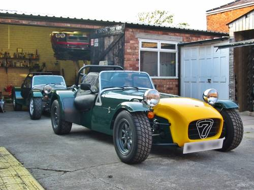 CLASSIC CATERHAM - A RANGE OF SERVICES, LHD CONVERSIONS, ETC For Sale (picture 1 of 6)
