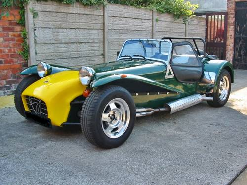 CLASSIC CATERHAM - A RANGE OF SERVICES, LHD CONVERSIONS, ETC For Sale (picture 4 of 6)
