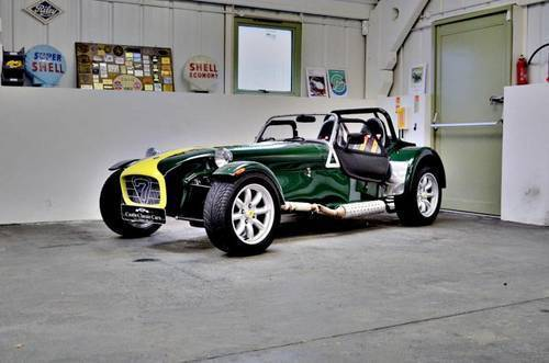 1994 Caterham Seven - Fully rebuilt SOLD (picture 1 of 6)