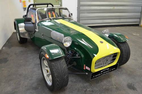 1994 Caterham Seven - Fully rebuilt SOLD (picture 2 of 6)