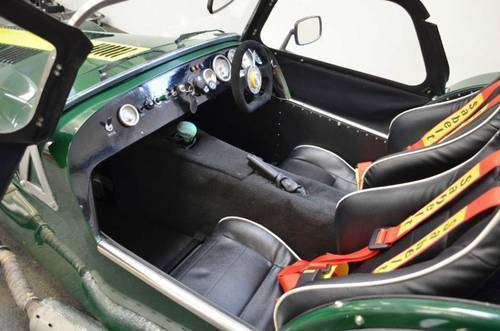 1994 Caterham Seven - Fully rebuilt SOLD (picture 3 of 6)