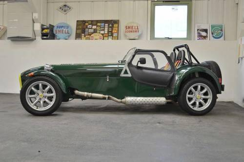 1994 Caterham Seven - Fully rebuilt SOLD (picture 5 of 6)