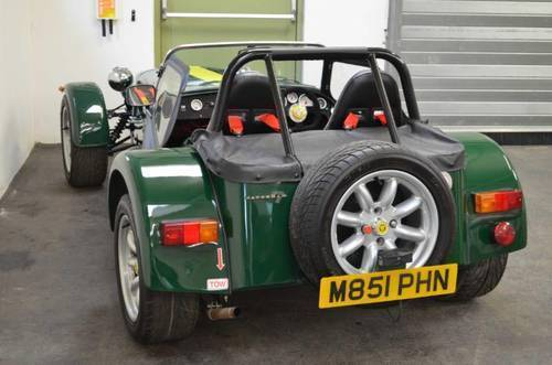 1994 Caterham Seven - Fully rebuilt SOLD (picture 6 of 6)