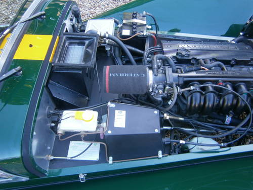 1999 CATERHAM SUPER 7 CLASSIC SE FACTORY **SOLD** ONE OWNER  L/M SOLD (picture 4 of 6)