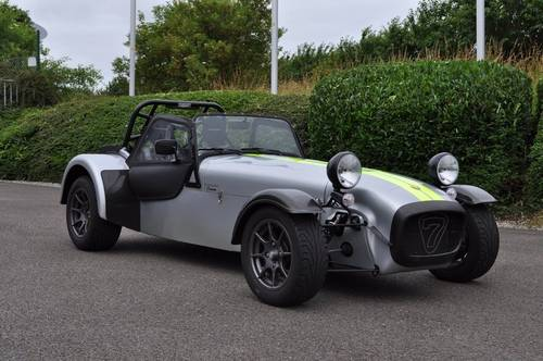 CATERHAM SEVEN R300 SUPER LIGHT 2004 ID17022 SOLD (picture 1 of 6)