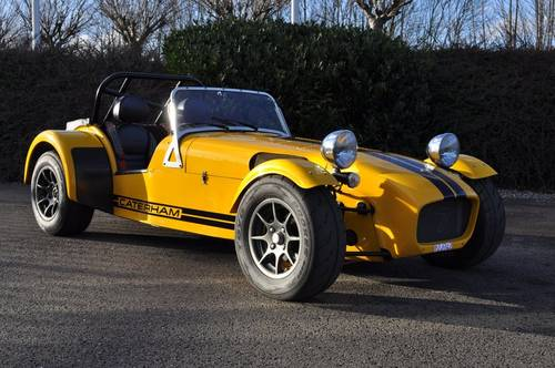 CATERHAM SEVEN C20 LET 1993 ID17025 SOLD (picture 1 of 6)