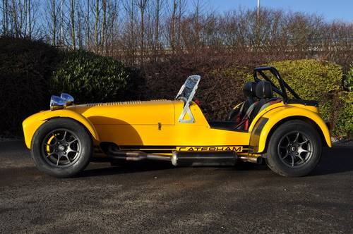 CATERHAM SEVEN C20 LET 1993 ID17025 SOLD (picture 2 of 6)