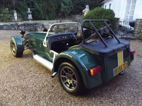 2006 CATERHAM 7 'PRISONER SERIES' ROADSPORT (Academy) SOLD (picture 2 of 6)