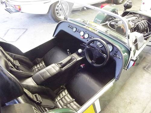 2006 CATERHAM 7 'PRISONER SERIES' ROADSPORT (Academy) SOLD (picture 4 of 6)