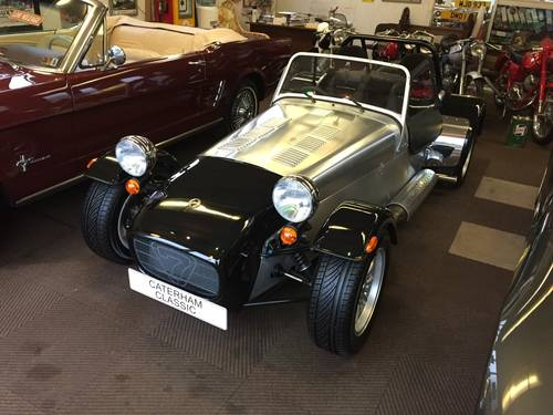 2009 Caterham 7 Classic  (less than 2 miles) SOLD (picture 1 of 6)