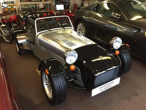 2009 Caterham 7 Classic  (less than 2 miles) SOLD (picture 2 of 6)