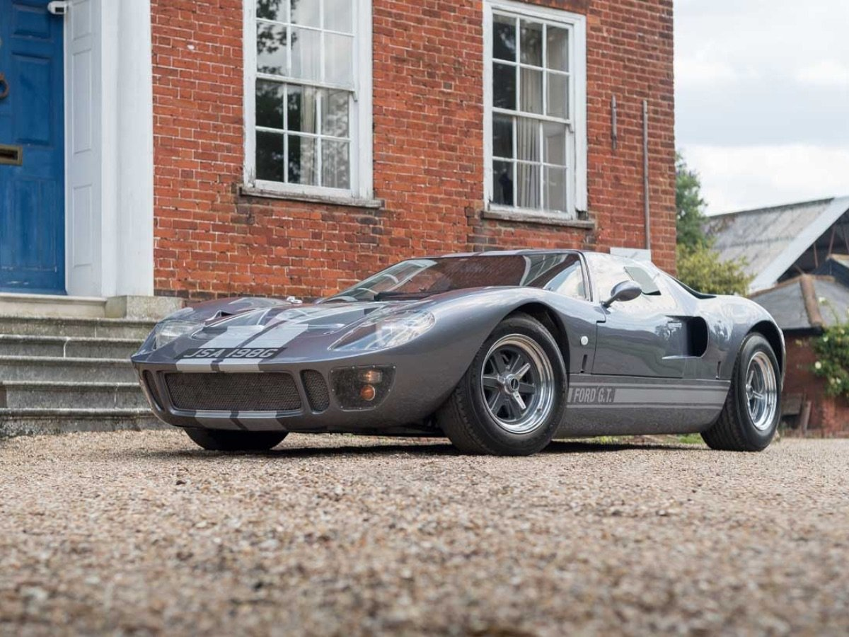 2009 GT40 MK1 by CAV For Sale (picture 1 of 24)