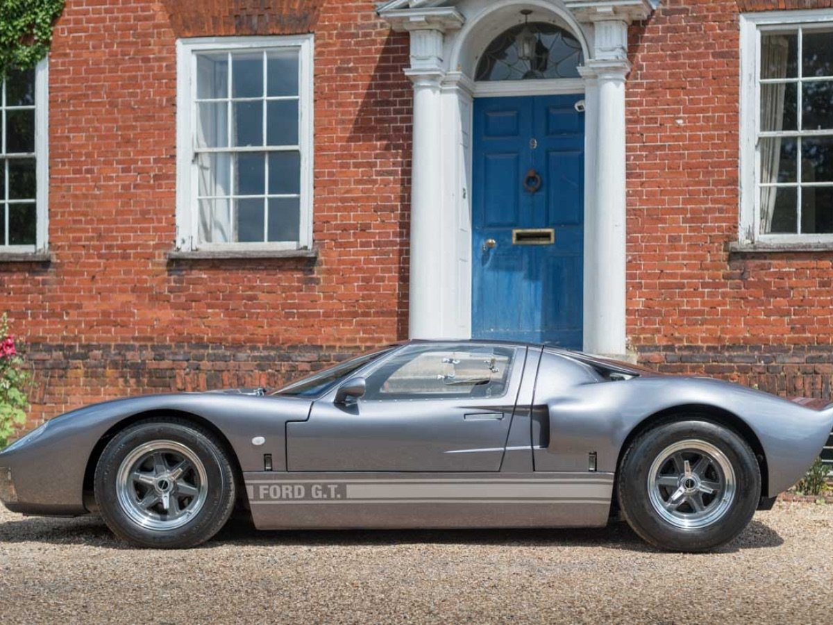 2009 GT40 MK1 by CAV For Sale (picture 2 of 24)