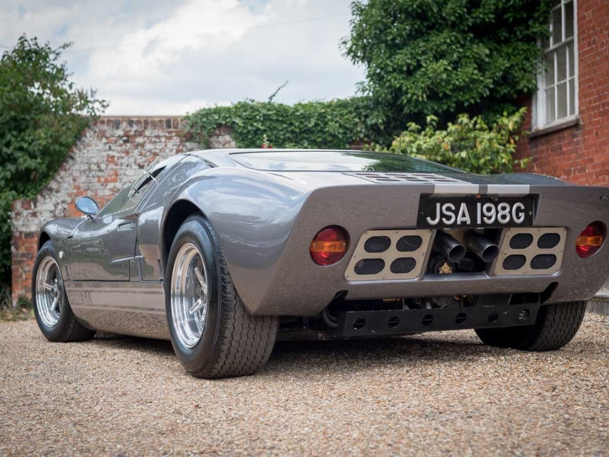 2009 GT40 MK1 by CAV For Sale (picture 3 of 24)
