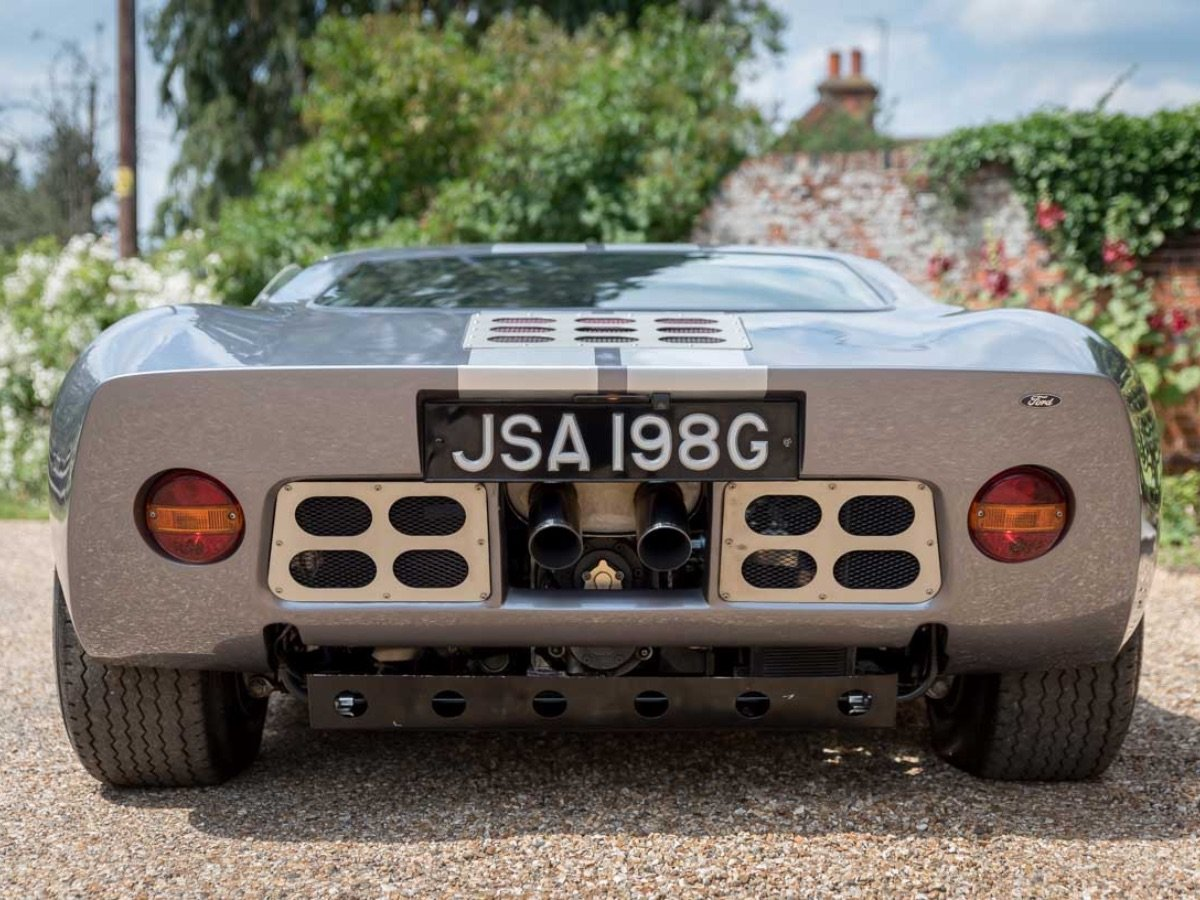 2009 GT40 MK1 by CAV For Sale (picture 4 of 24)