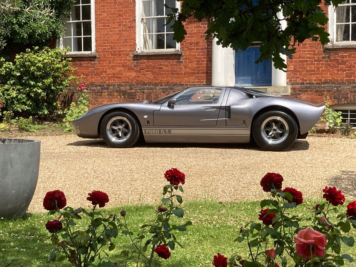 2009 GT40 MK1 by CAV For Sale (picture 5 of 24)