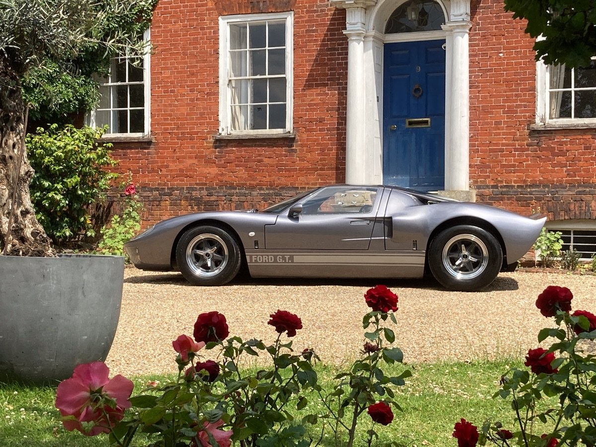 2009 GT40 MK1 by CAV For Sale (picture 9 of 24)