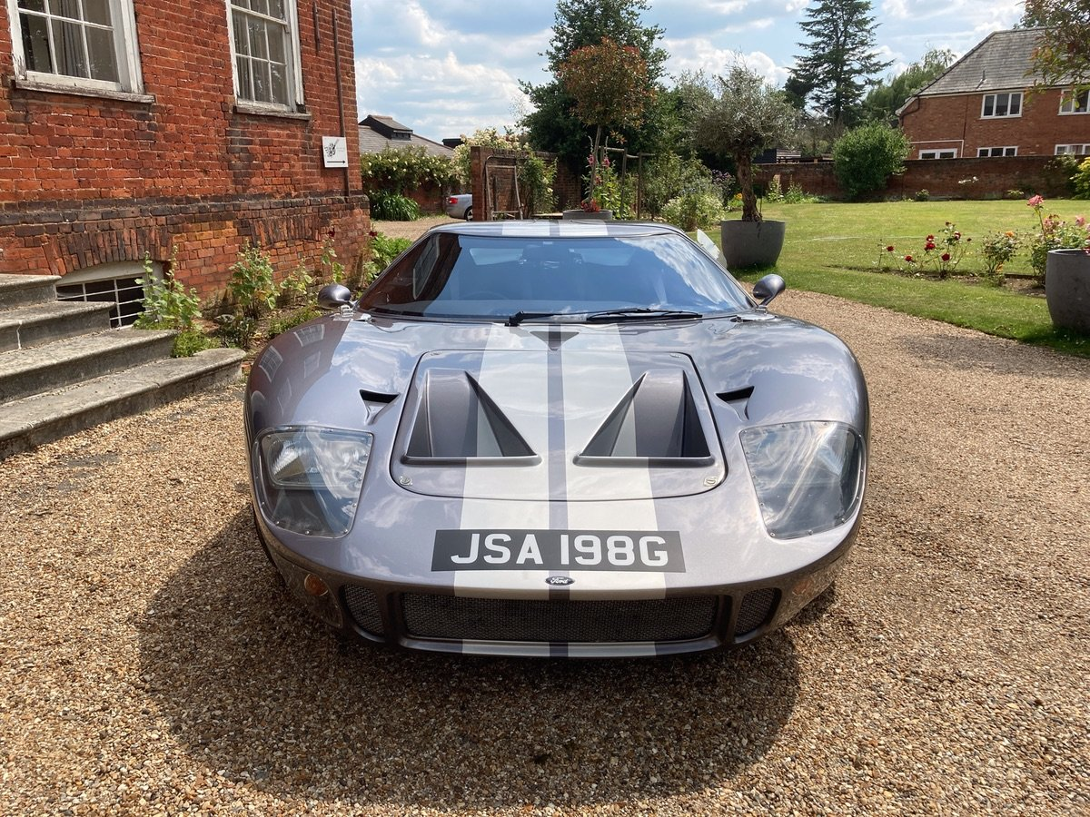 2009 GT40 MK1 by CAV For Sale (picture 14 of 24)