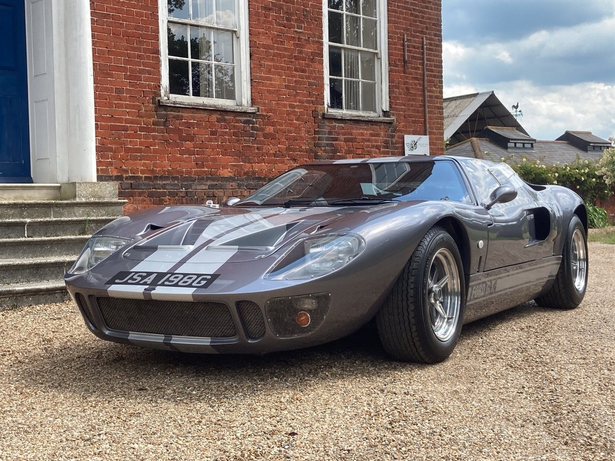 2009 GT40 MK1 by CAV For Sale (picture 15 of 24)