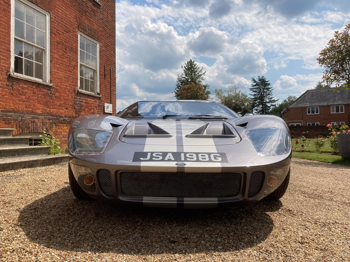 2009 GT40 MK1 by CAV For Sale (picture 16 of 24)
