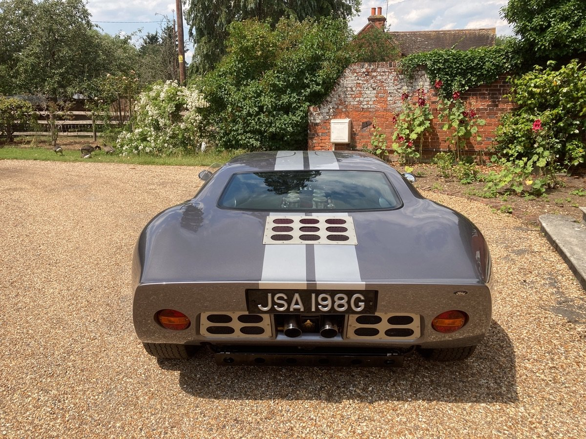 2009 GT40 MK1 by CAV For Sale (picture 17 of 24)