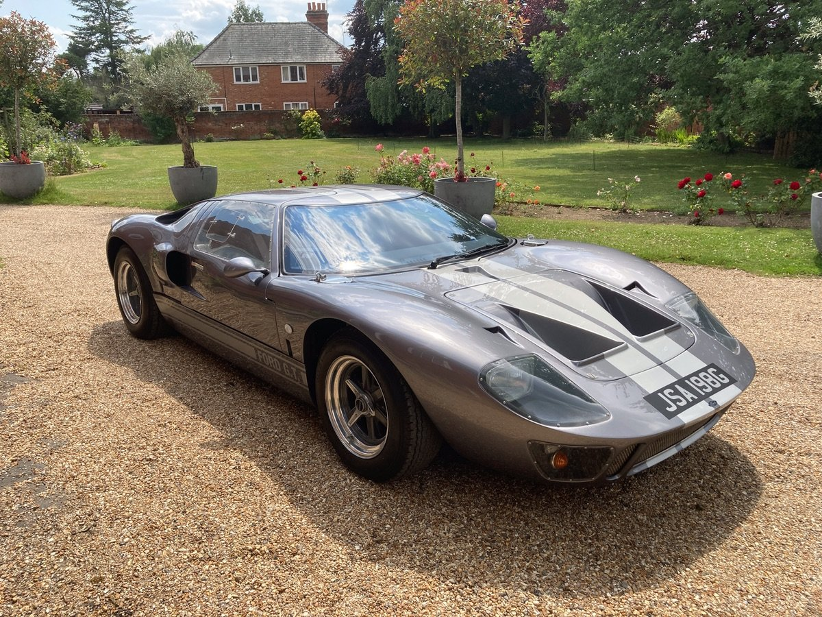 2009 GT40 MK1 by CAV For Sale (picture 20 of 24)
