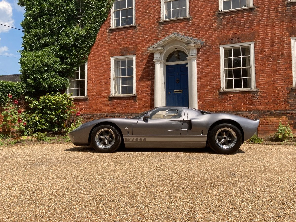 2009 GT40 MK1 by CAV For Sale (picture 23 of 24)