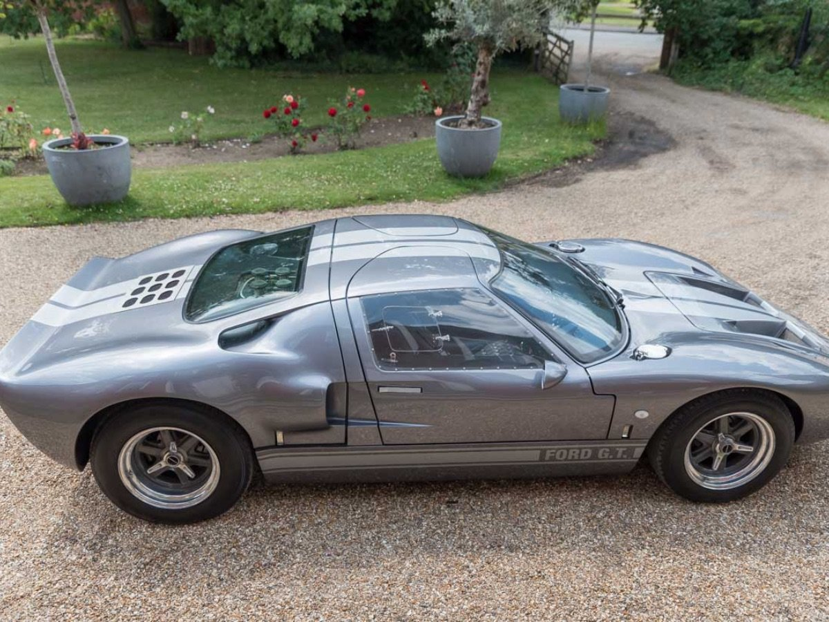 2009 GT40 MK1 by CAV For Sale (picture 24 of 24)