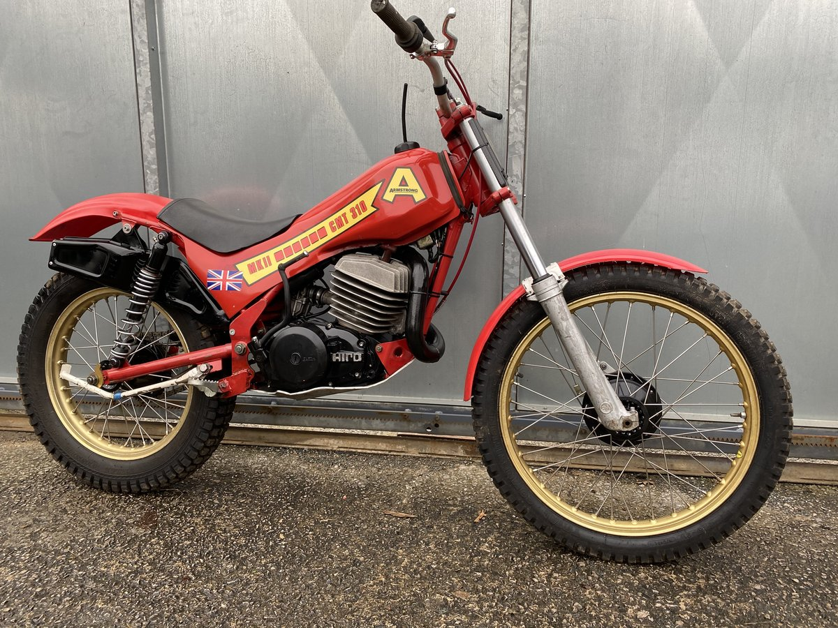 1982 CCM ARMSTRONG RARE & VERY TIDY TRIALS £2995 OFFERS PX FANTIC For Sale (picture 1 of 6)