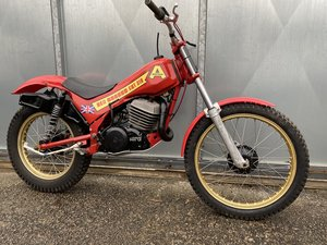 1982 CCM ARMSTRONG RARE & VERY TIDY TRIALS £2995 OFFERS PX FANTIC